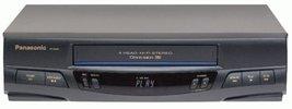 Panasonic PV-9450 4-Head Hi-Fi VCR - $119.56