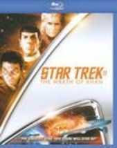 Star Trek II: The Wrath of Khan BLURAY VIDEO MOVIE SEALED NEW - $9.99
