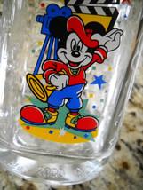 McDonalds Walt Disney World Studios Mickey Mouse 2000 Millennium Glass - $7.06