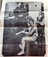 The Beatles Mad Day Out London w. Parrot 1968 Poster - $34.90