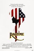 """RAGTIME - 27""""x41"""" Original Movie Poster One Sheet ROLLED James Cagney 1981 - $58.80"""