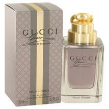 Gucci Made to Measure by Gucci Eau De Toilette Spray 3 oz for Men #501603 - $60.87