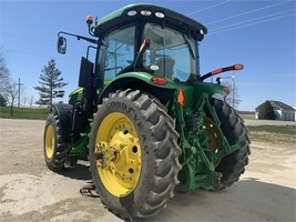 2017 JD 7210R Tractor FOR SALE IN Ubly, MI 48475 image 3