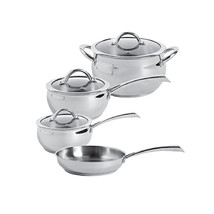 Oster Derrick 7 Piece Stainless Steel Cookware Set - $113.73