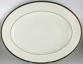 "Lenox Urban Lights Oval serving platter 16 ""  - $75.00"