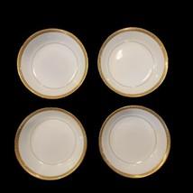 Lot of 4 VTG Regency GOLD PATTERN Berry Bowl Fine China Japan - $13.63