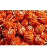 Tootsie Pops ORANGE 60 pops Orange Tootsie pop lollipop bulk candy sucker - $26.97