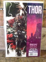 THOR Siege #607 Marvel Comic Book - $4.94