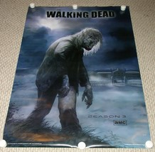 The Walking Dead Season 3 Poster Scorpio 3132 AMC - $14.99