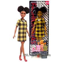 "NEW 2017 Barbie Fashionistas 10"" Doll #80 Petite African American BARBIE... - $29.99"