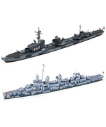 2 Tamiya Models - US and German Destroyers – DD445 Fletcher and German Z... - $29.69