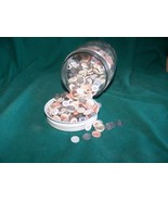 Buttons, Buttons Here is alot of them mother of pearl tiny buttons - $5.00