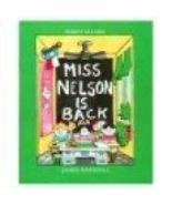 Miss Nelson is Back [Paperback] Harry Allard and James Marshall - $1.24