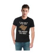 Funny Cornhole T-Shirt Gifts for Cornhole Players Summer BBQ- Sleeve T-... - $21.99+