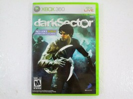 Microsoft Xbox 360 darkSector Video Game - $10.99