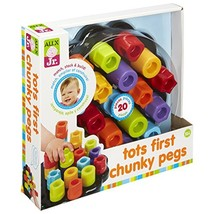 ALEX Jr. Tots First Chunky Pegs - $24.11