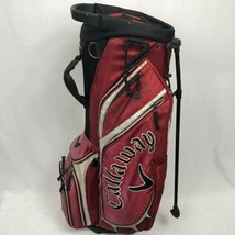 Callaway Stand Golf Bag 7 Way Divider Top 5 Pocket . Pre-owned NO STRAP FADED - $28.01