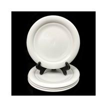 """Lenox Aspen Ridge Salad Plates 9.25"""" white - $71.25"""