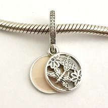 Authentic Pandora Springtime Pendant Dangle Charm, 791843EN40, New - $50.36