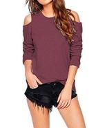 Faddare Cold Shoulder Tunics for Women, Top for Juniors Boutique Chic Bo... - $27.27