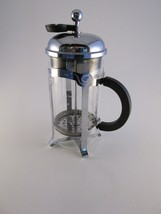 Bodum Starbucks Barista 8 CUP FRENCH PRESS COFFEE MAKER & TIMER Stainles... - £18.62 GBP