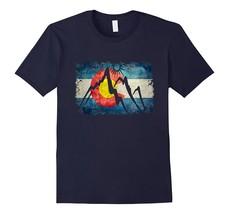 Colorado Flag Moutain T Shirt - Colorado Day Shirts Men - $17.95+