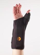 """Corflex Ultra Fit Wrist Splint w/Abducted Thumb 8"""" SM Left - $27.99"""