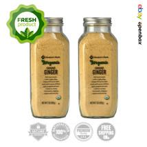 Member's Mark Organic Ground Ginger (7.5 oz.) (2pk) - $44.50