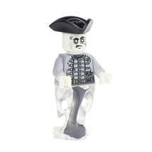 Officer Santos Pirates of the Caribbean Minifigure Blocks for LEGO Bricks - $8.99