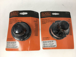 "Black+Decker RS-136 Bump Feed Spool 20ft. 0.065"" tool Lot of 2 NEW - $17.75"