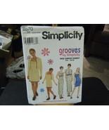Simplicity 8570 Junior Size Dress & Jacket Pattern - Sz 11/12-15/16 Bust... - $6.29