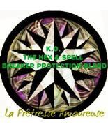 K.O. spell cast 2x3 bag bath salt hex & spell breaker protection - $5.00