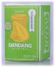 Teh Cap Dandang Loose Jasmine Tea (Bungkus Hijau) Green Warp, 40 Gram  - $15.16+