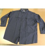BLAUER MENS/WOMENS LONG SLEEVE POLICE/MILITARY UNIFORM LONG-SLEEVE SZ 19... - $18.61