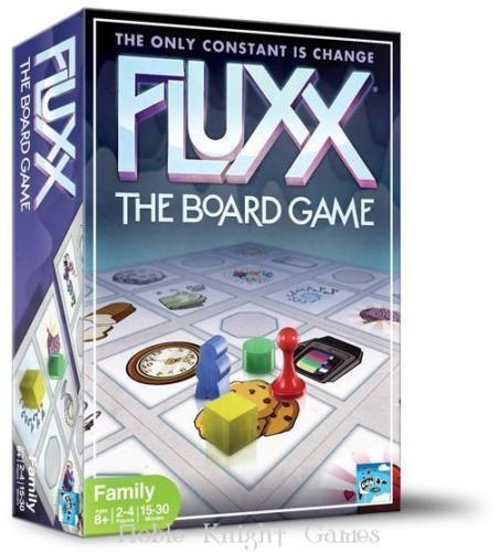 Fluxx The Board Game - The Only Constant is Change [New]