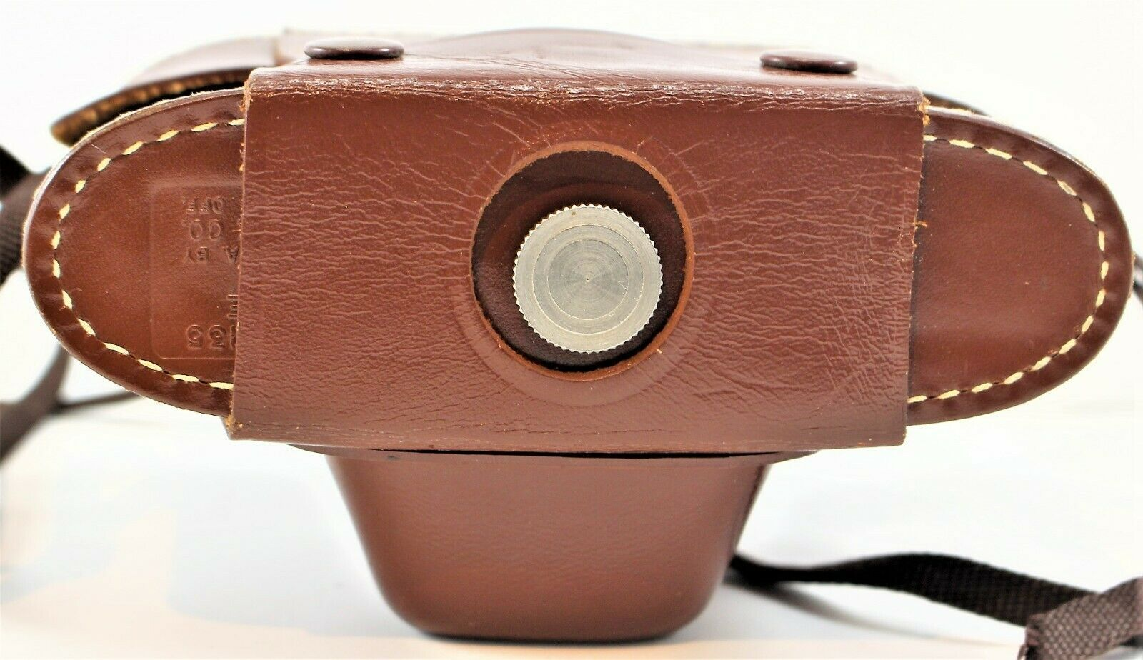 Kodak Pony 135 Camera With Kodak Leather Field Case Untested Free Shipping image 11