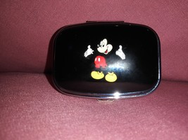 Mickey Mouse Custom Fashion Square Pill Box - $13.99