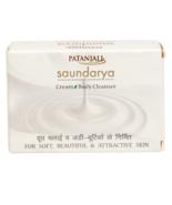 PATANJALI SAUNDARYA CREAM BODY CLEANSER  SOAP BAR- 75gm - $12.99+