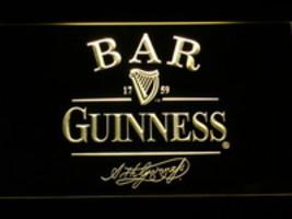 Neon  Bar Sign GUINNESS BAR (Jumbo Size Sign ) - $29.99