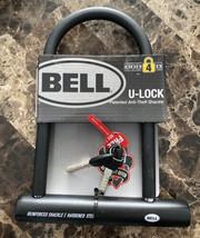 Bell U-Lock Bike Lock Security Level 4 | Anti-Theft Shackle Free Shipping  - $22.76