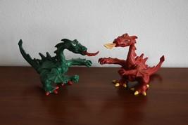 2 x Playmobil dragons 1995 - $14.99
