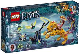 LEGO Elves Azari and The Fire Lion Capture 41192 Building Kit (360 Pieces) - $71.76