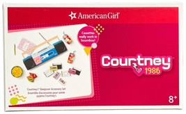 """New American Girl Courtney's Sleepover Accessory Set for 18"""" Dolls - $98.95"""