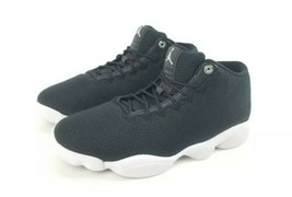 Nike Mens Jordan Horizon Low Shoes Sneaker Black White 845098 006 New Si... - $86.32