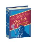 The Sticky Notebook of Sherlock Holmes Sticky Notes Post-Its SEALED NEW ... - $6.89