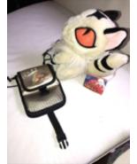 Pokémon Gold Travel Case & Inuyasha Kiara Plush Cat With Original Tags - $79.69