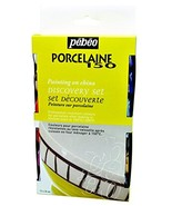 Pebeo Porcelaine 150 Discovery Set of 12 Assorted 20ml China Paint Colors - $27.89