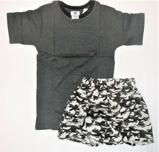 Arizona Jean Co. Boys 2pc T-Shirt and Boxer Set Size Medium 10-12 NIP - $12.60