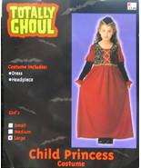 Child's Princess Halloween Costume, Small 3-4, NEW UNUSED - $6.89