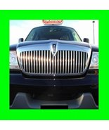 LINCOLN AVIATOR 2003-2005 CHROME GRILLE GRILL KIT 03 04 05 2004 LX LUXURY - $30.00
